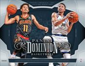 2018/19 Panini Dominion Basketball Hobby Box