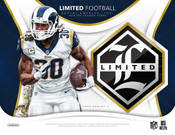 2018 Panini Limited Football Hobby 14 Box Case