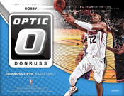 2018/19 Panini Optic Basketball Hobby 12 Box Case