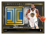 2018/19 Panini Impeccable Basketball Hobby Box