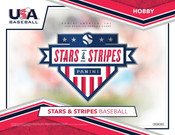 2019 Panini Stars & Stripes Baseball Hobby 20 Box Case