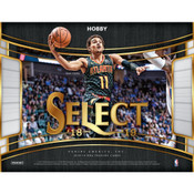 2018/19 Panini Select Basketball Hobby 12 Box Case