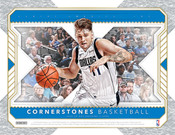 2018/19 Panini Cornerstones Basketball Hobby 12 Box Case