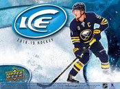 2018/19 Upper Deck ICE Hockey Hobby Box (For Pricing Text: UD PRICING to 779-707-5200)