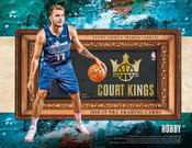 2018/19 Panini Court Kings Basketball Hobby 16 Box Case