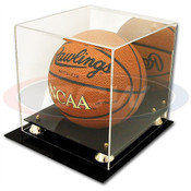 BCW Acrylic Basketball Display - With Mirror AD05