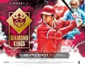 2019 Panini Diamond Kings Baseball Hobby 24 Box Case
