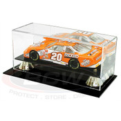 BCW Acrylic 1:24 Scale Car Display - With Mirror - AD10