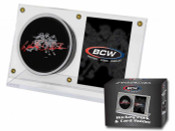 BCW Puck and Card Holder Case of 36