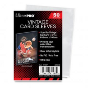 Ultra Pro Vintage Sleeves (50pc Pack)