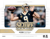 2019 Panini Score Football Hobby 12 Box Case
