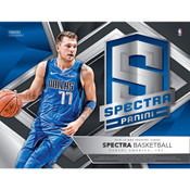 2018/19 Panini Spectra Basketball Hobby 8 Box Case