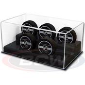 BCW Acrylic Base 5-Hockey Puck Display