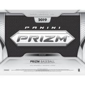 2019 Panini Prizm Baseball Hobby 12 Box Case