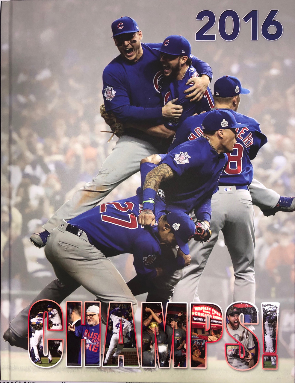 Chicago Cubs 2016 World Series Ultimate Commemorative
