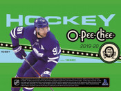2019/20 Upper Deck O-Pee-Chee Hockey Hobby Box (For Pricing Text : UD PRICING to 779-707-5200)