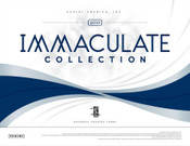 2019 Panini Immaculate Baseball Hobby 8 Box Case