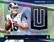 2019 Panini Unparalleled Football Hobby Box