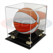 BCW Acrylic Mini Basketball Display - Mirror Back AD14