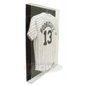BCW Acrylic Large Jersey Display - Black Back - AD19