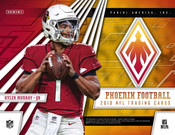 2019 Panini Phoenix Football Hobby 16 Box Case