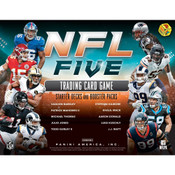 2019 Panini NFL Five Trading Card Game Starter Kit Box