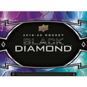 2019/20 Upper Deck Black Diamond Hockey Hobby Box (For Pricing Text: UD Pricing to 779-707-5200)