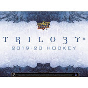 "2019/20 Upper Deck Trilogy Hockey Hobby Box (Text "" UD Trilogy NHL Pricing"" to 779-707-5200)"