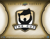 2018/19 Upper Deck The Cup Hockey Hobby Box (For Pricing Text: UD Pricing to 779-707-5200)