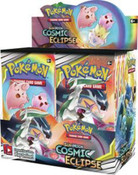 Pokemon Sun & Moon: Cosmic Eclipse Booster Box