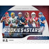 2019 Panini Rookies & Stars Football Hobby 14 Box Case