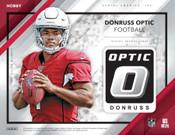 2019 Panini Donruss Optic Football Hobby 12 Box Case