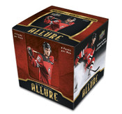 "2019/20 Upper Deck Allure Hockey Hobby Box (Text ""UD Allure Pricing"" to 779-707-5200)"