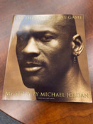 Michael Jordan For the Love of the Game My Story By Michael Jordan #5012