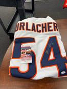 Brian Urlacher Autographed Jersey JSA COA #5011