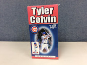 2011 Tyler Colvin Chicago Cubs Wrigley Field SGA Bobblehead #5041