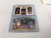 1995/96 Upper Deck Michael Jordan Chicago Bulls Oversized LE Cards #5063