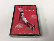1996/97 Upper Deck Michael Jordan Chicago Bulls Blow-up Collection Insert 24 Card Box Set #5032