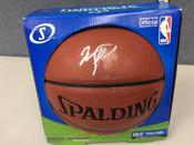 Marvin Bagley Autographed Basketball JSA Certified #5025