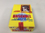 1990 Score Baseball Set 704 Cards #5037