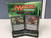 Magic The Gathering Duel Decks Nissa vs OB Nixilis Sealed Box #5060
