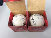 Carlos Marmol 08 All Star Game Yankee Stadium Autographed Baseball #5072