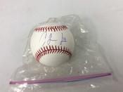 Carlos Marmol Chicago Cubs Autographed Baseball #5081