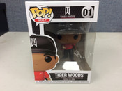 Tiger Woods Funko POP #5127