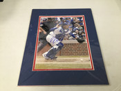 Geovany Soto Autographed 8x10 photo Matted #5110
