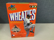 Mark Buehrle 05 World Series Wheaties Cereal Box Unopened  #5129