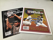 Chicago White Sox O5 World Series Official Program + World Champs Magazine #5137