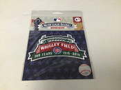 Chicago Cubs Wrigley Field 100 years Collector Patch #5138