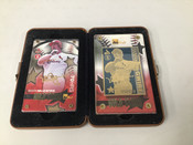 Mark McGwire 24k Gold 70 hrs 2 Card Set 239/600 #5141