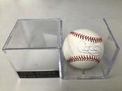 Cecil Fielder ORMLB Autographed Baseball COA W/Holder #5162